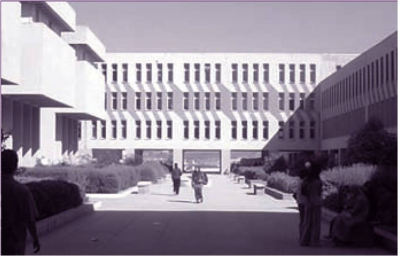 "L'institut d'architecture et d'urbanisme "" Zarzara"" Image510"