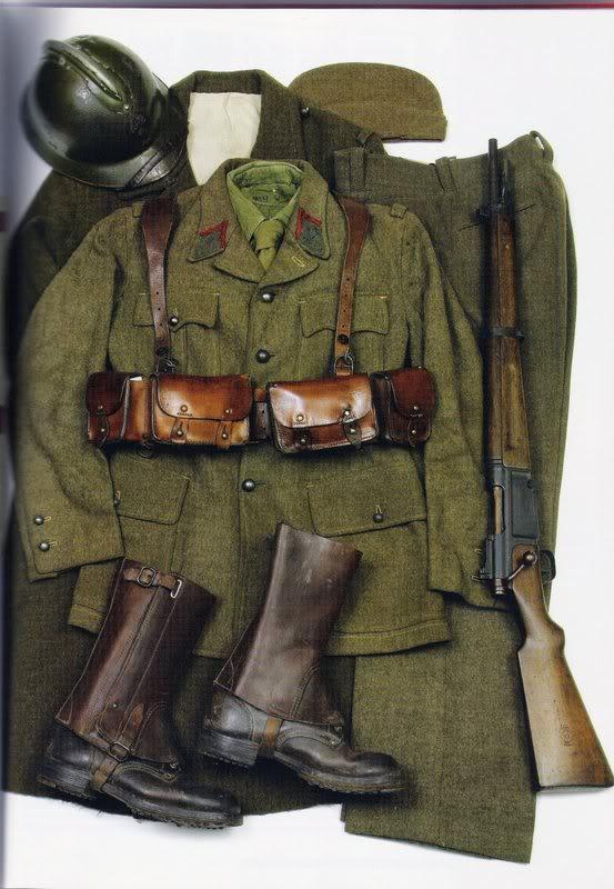 La tenue modèle 1941 / Armistice Armist10