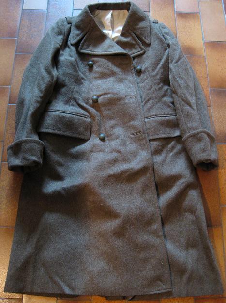 La tenue modèle 1941 / Armistice Capote15