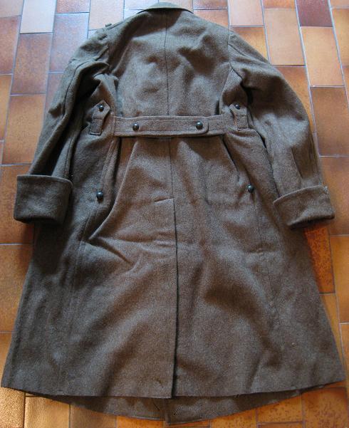 La tenue modèle 1941 / Armistice Capote17