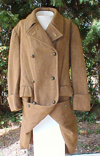 La tenue modèle 1941 / Armistice Capote18