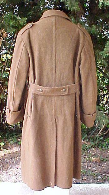 La tenue modèle 1941 / Armistice Capote19