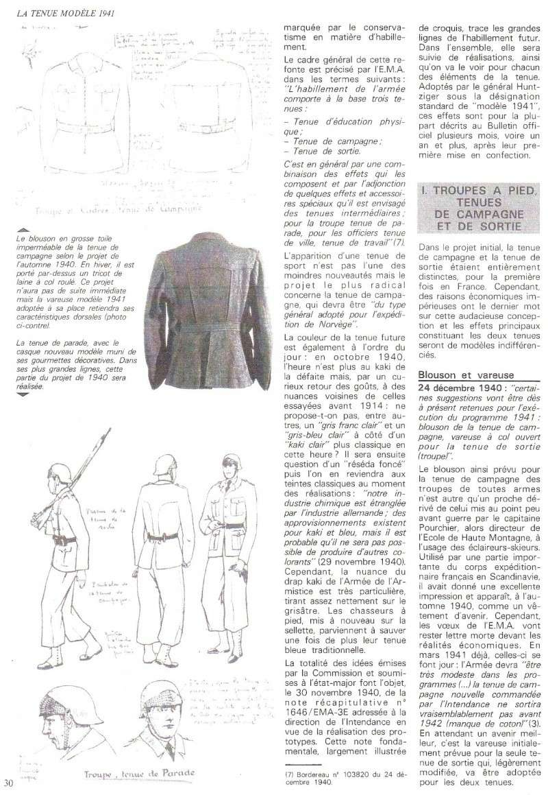La tenue modèle 1941 / Armistice Img_0312