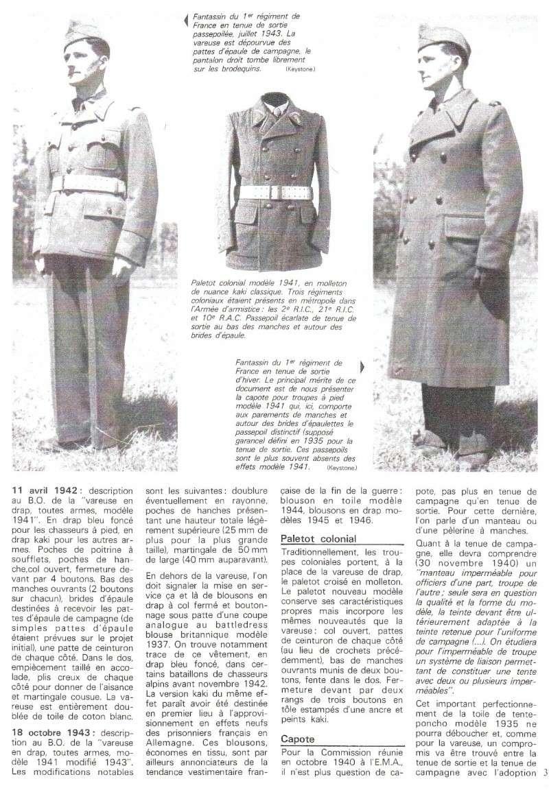 La tenue modèle 1941 / Armistice Img_0313