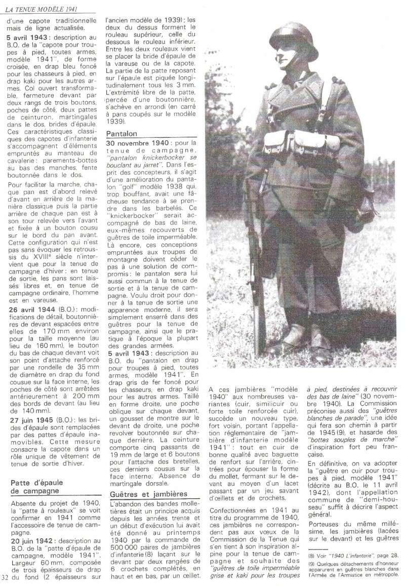 La tenue modèle 1941 / Armistice Img_0314