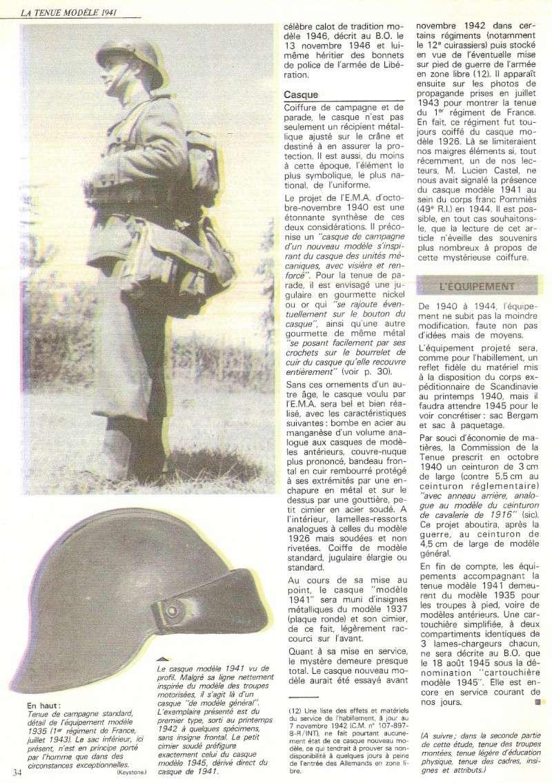 La tenue modèle 1941 / Armistice Img_0316