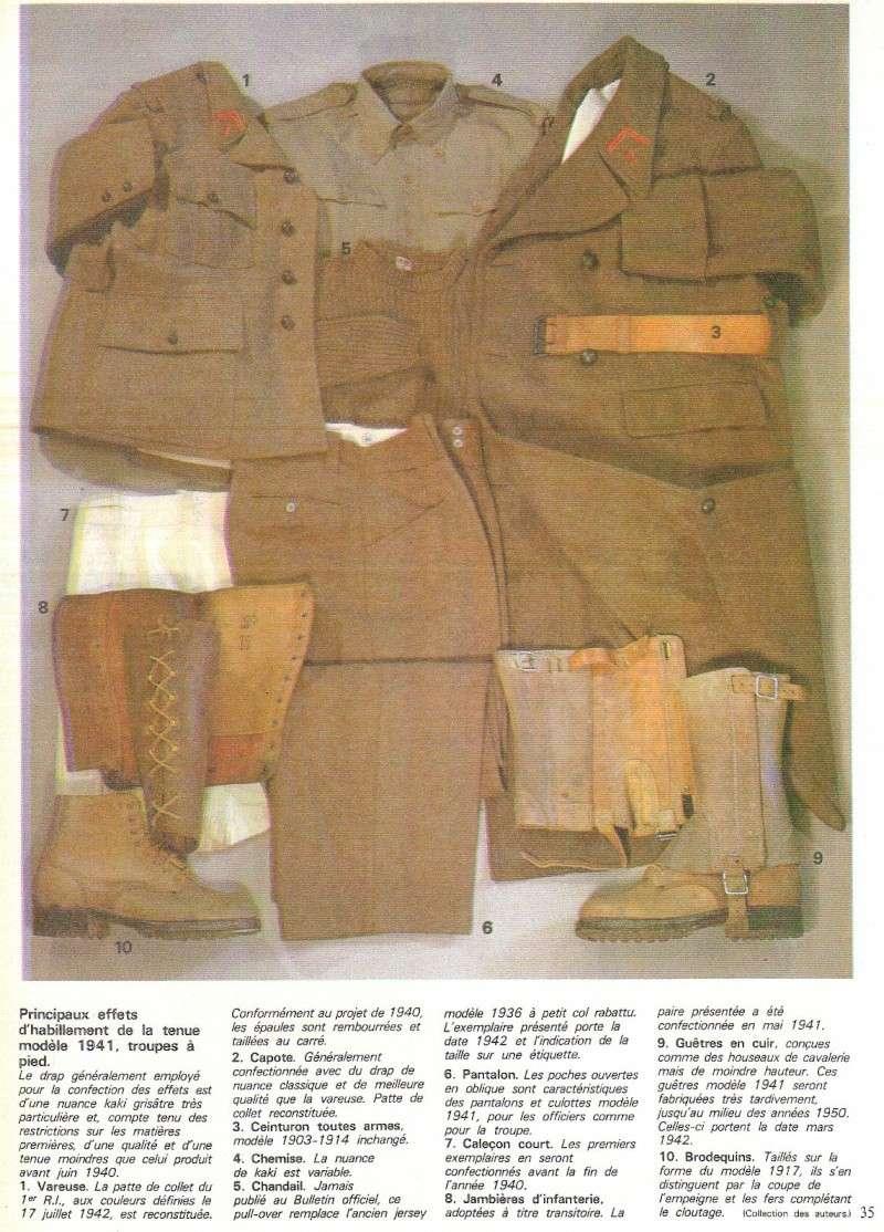 La tenue modèle 1941 / Armistice Img_0317
