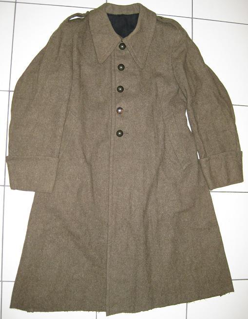 La tenue modèle 1941 / Armistice Mantm012