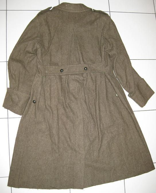 La tenue modèle 1941 / Armistice Mantm013