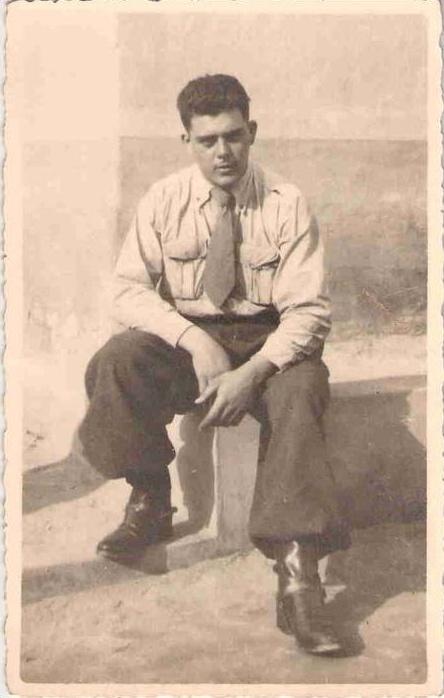 La tenue modèle 1941 / Armistice Tenue413