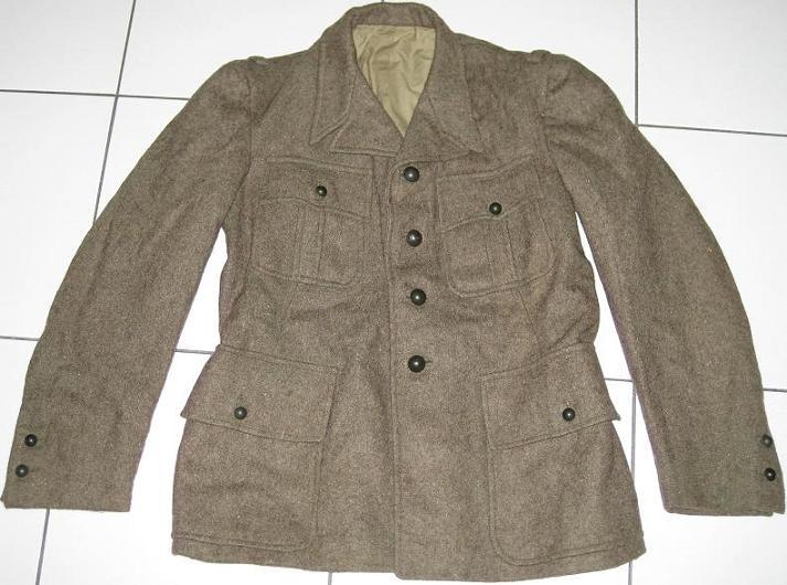 La tenue modèle 1941 / Armistice Vareus27