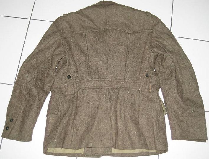 La tenue modèle 1941 / Armistice Vareus28