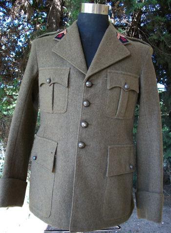 La tenue modèle 1941 / Armistice Vareus29