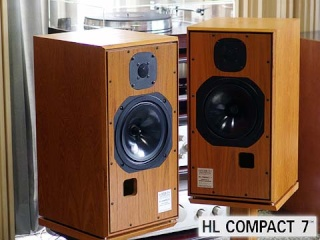1st edition of Harbeth Compact 7 Harbet10