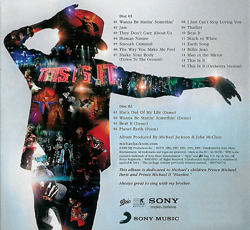 This Is It - 2009 (album posthume) Back10