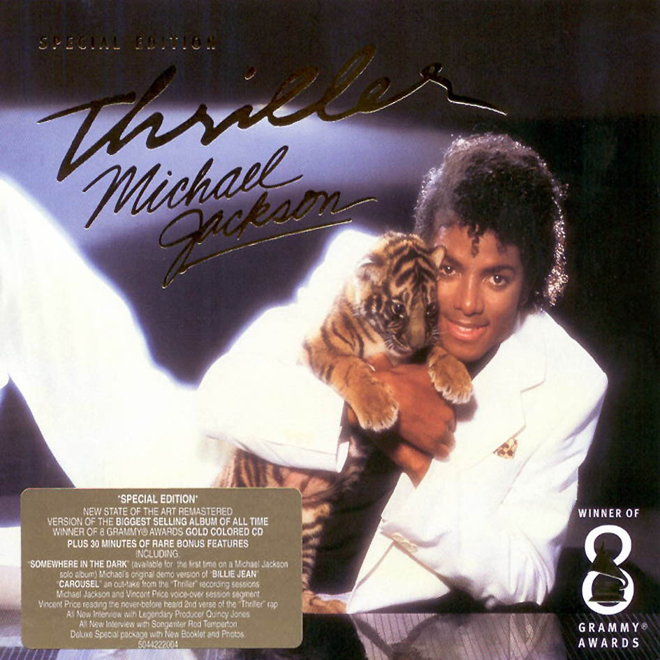 """Thriller """"Special Edition"""" - 2001 Michae25"""