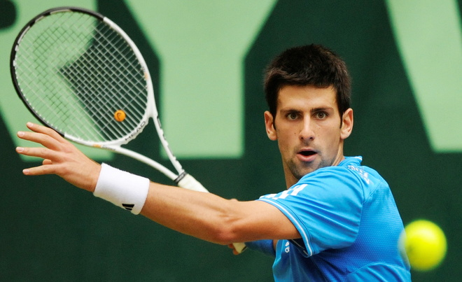 A CLOWN OF TENNIS - NOVAK DJOKOVIC ! F362e010