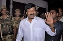 Indian Movie Star with M sign in palm  - Chiranjeevi ! 14vbg_10