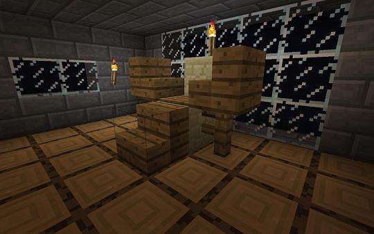 Vos creations sur Minecraft Trone_10
