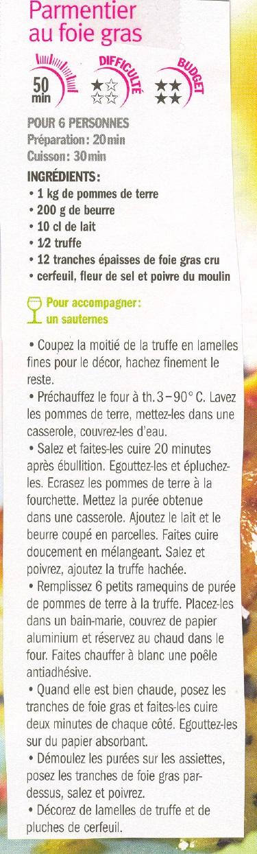 vos recettes avec de la truffe  Acrasa10