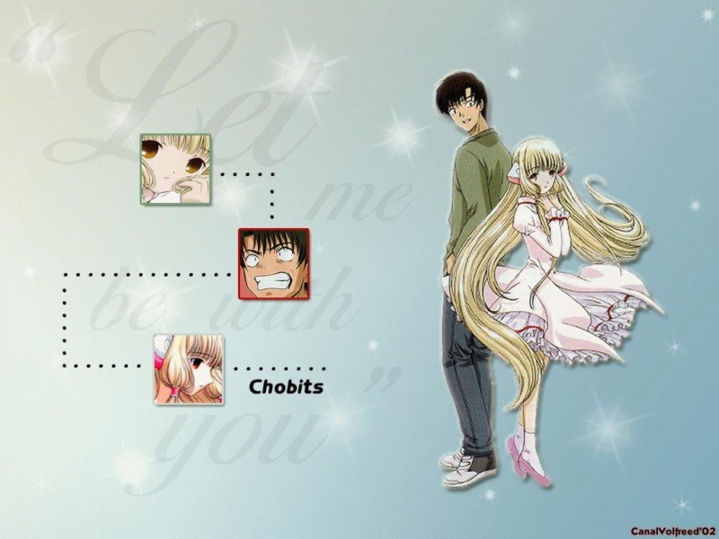 Chobits (5/6/10) Chobit10