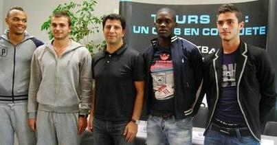 TOURS FC 2012 - 2013 Fontai10