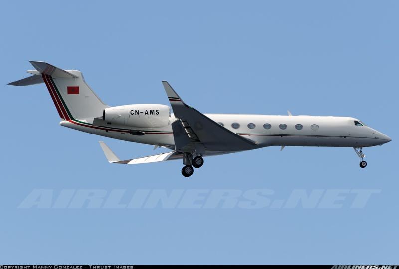 Les avions VIP, ECM et missions spéciales - Page 3 19910310