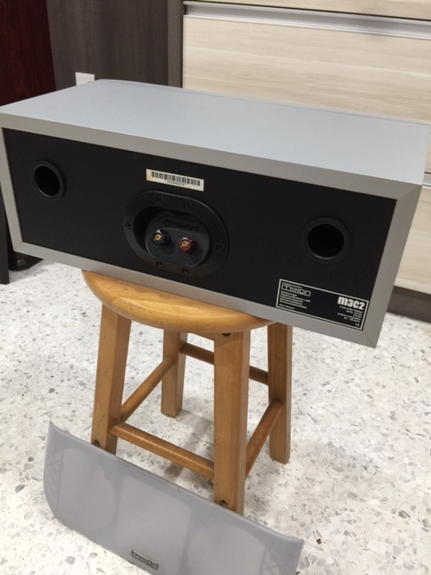 Mission M3C2 Center Speaker-Used Missio11