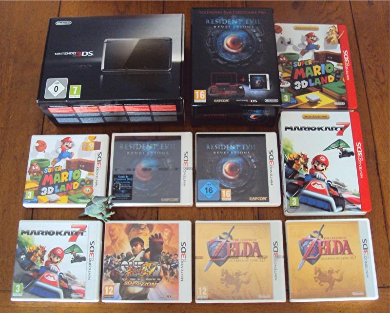 Ma p'tite collec Game Boy / Nintendo / SNK / ARCADE.. [MAJ mai 2013] 3ds10
