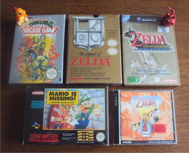 Ma p'tite collec Game Boy / Nintendo / SNK / ARCADE.. [MAJ mai 2013] Dsc02513