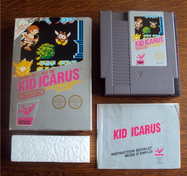 NES : Kid Icarus double sceau gris - FRA Dsc03139