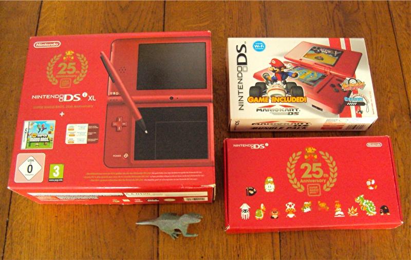 Ma p'tite collec Game Boy / Nintendo / SNK / ARCADE.. [MAJ mai 2013] Mario11