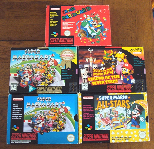 *** Derniers arrivages - LIMITED ONLY *** Mario_12