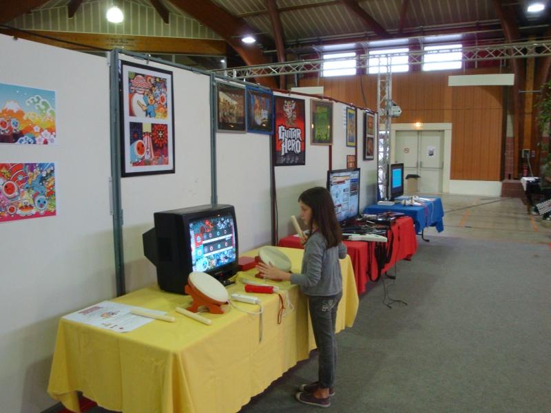 3e Festival du jeu vidéo à l'Union (31) le 2-3 juin 2012 Dsc05830