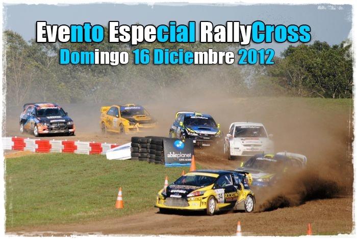 Evento especial Rallycross F1LF Caretl10