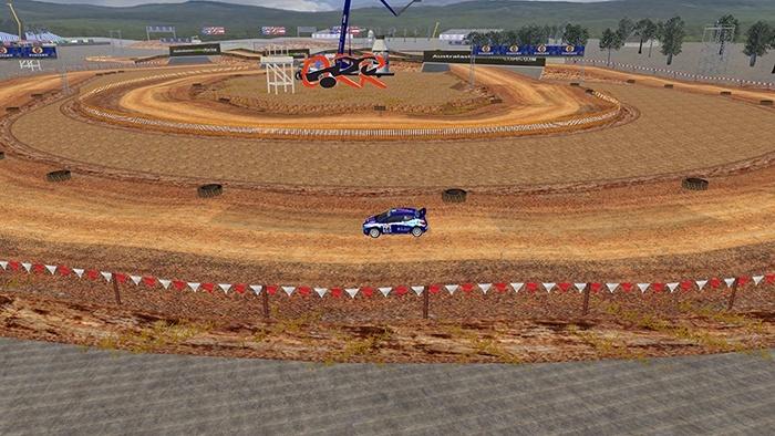 Evento Especial Rallycross  Rfacto11
