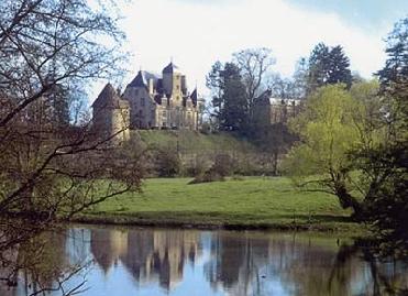 Chateau d'Olivier1er