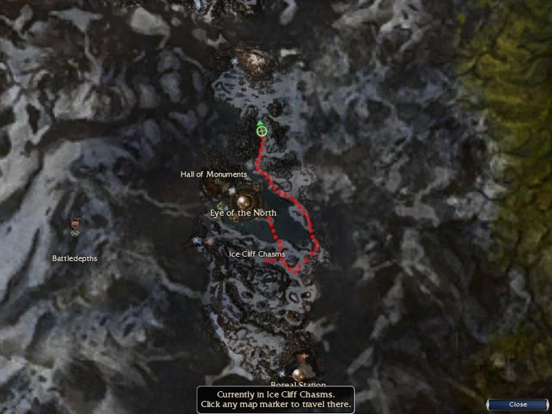 Frigid Mandragor Husk Gw00112