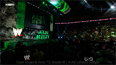 Show WWE Univers - Storyline  1159