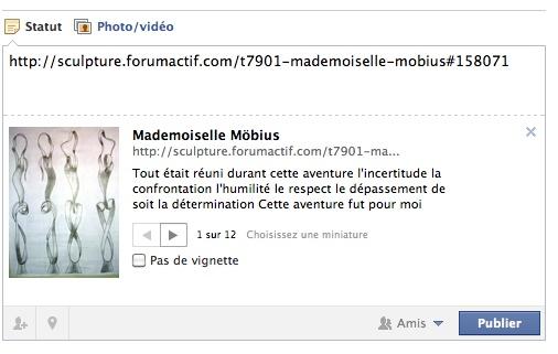 PAS à PAS : Mettre sur FaceBook un lien vers le forum  3_tiff11