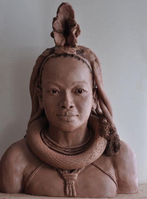 Comment représenter un buste? H11110