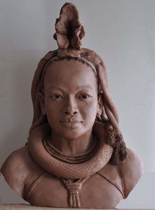 Comment représenter un buste? H21110
