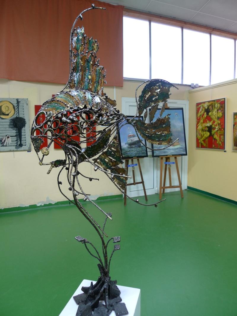 A 50 lieues    ( Salon d'Art de Brandérion) L1180536