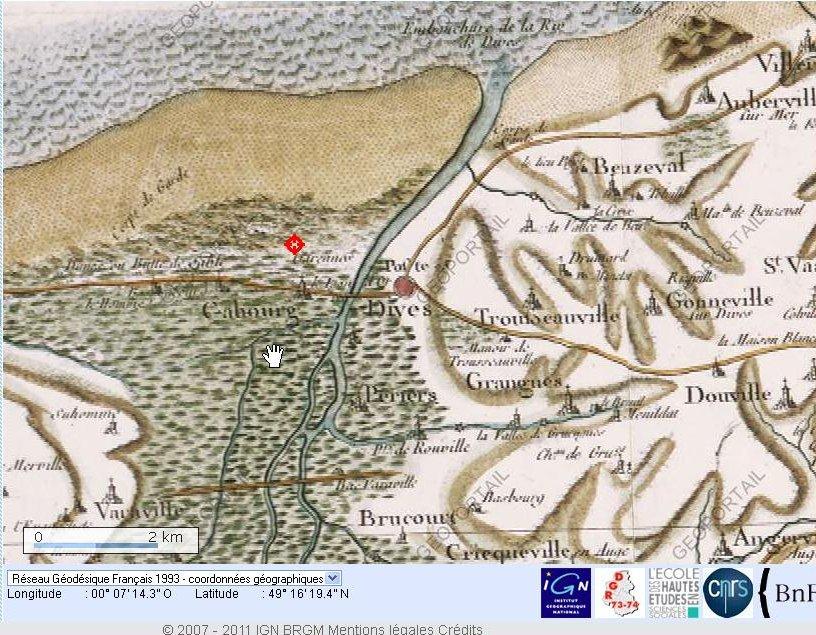 Lieux Mythiques France 1 à 43 (Janvier 2010/Novembre 2011) - Page 66 Cabour10