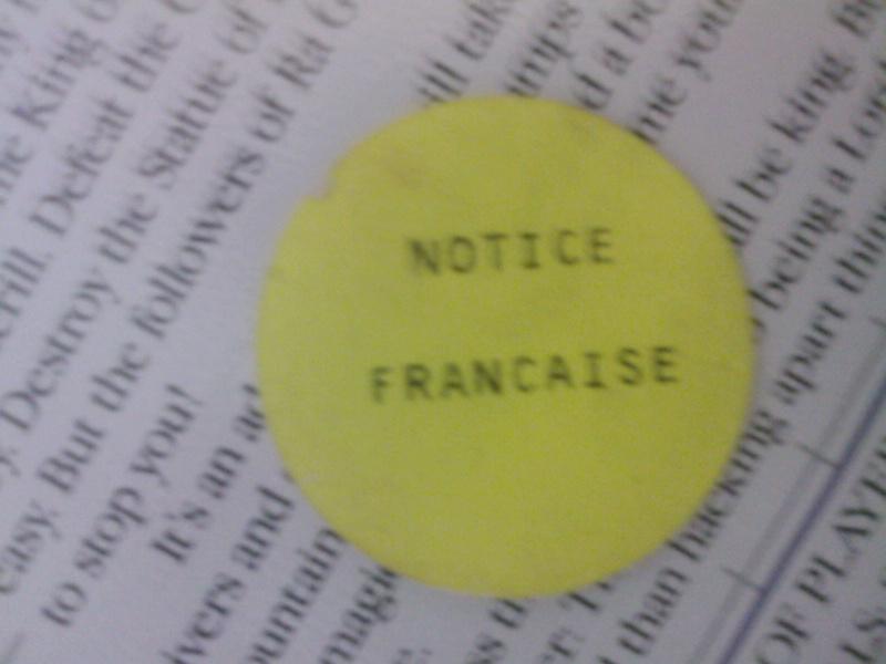Qu'est-ce qu'il y avait dans ta boite aux lettres aujourd'hui? - Page 4 Sp_a1063