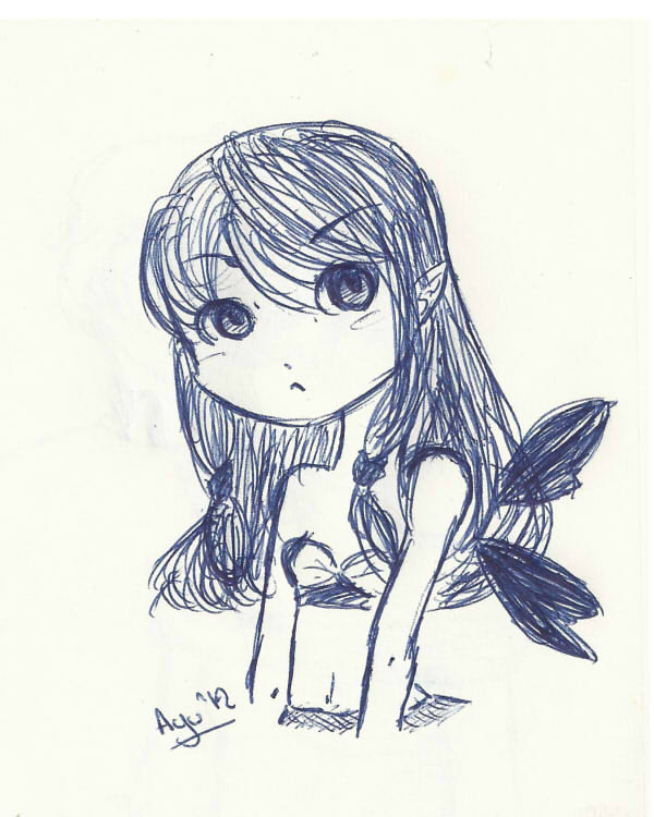 Mes choses à moi [Ayumi-chan] Scan0012