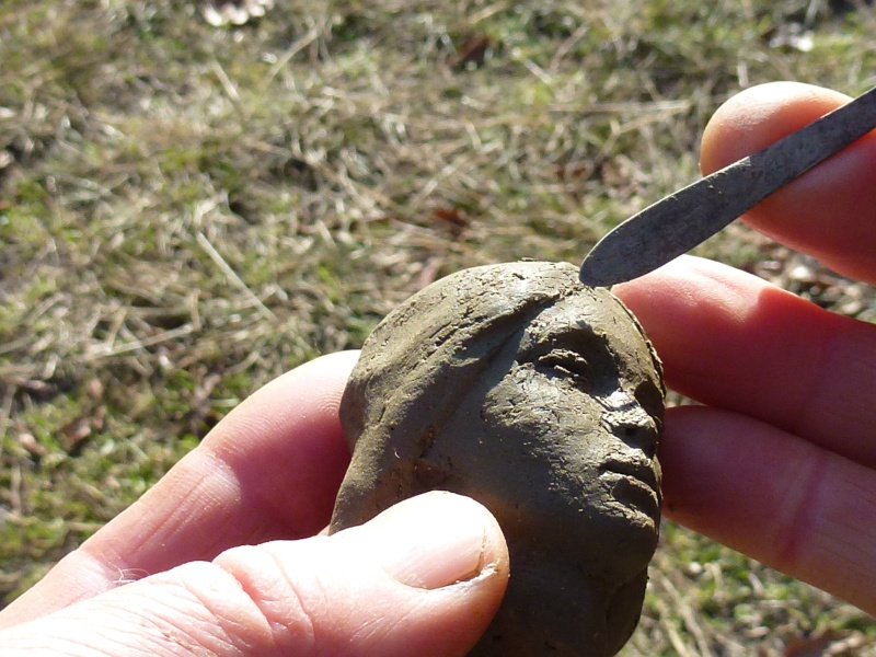 Sculpture amazone P1000419