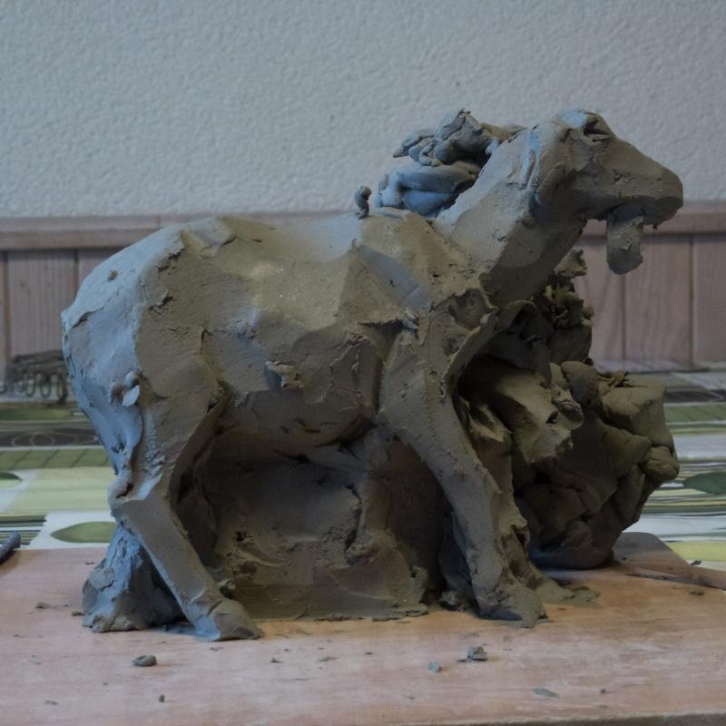 Sculpture amazone - Page 3 P1000511