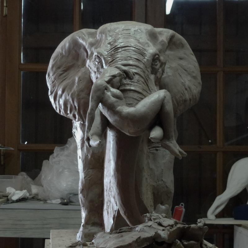 Sculpture amazone - Page 4 P1000531