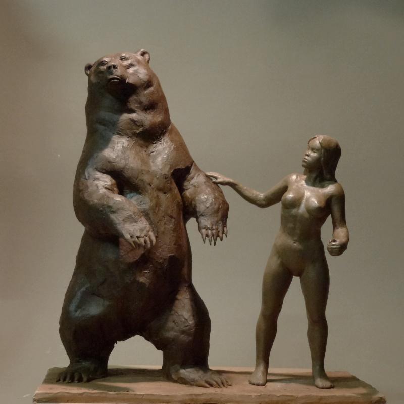Sculpture amazone - Page 4 P1000610